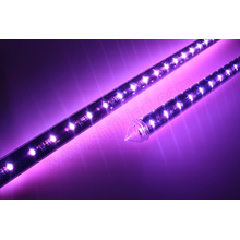 nightclub stage led lighting dmx512 music control vertical led tube light