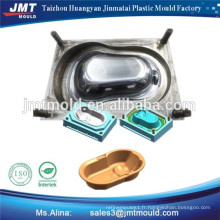 Injection plastique de haute qualité enfants baignoire mouliste