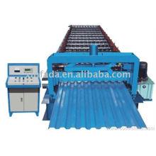 Stahl Ripple Roll Umformmaschine