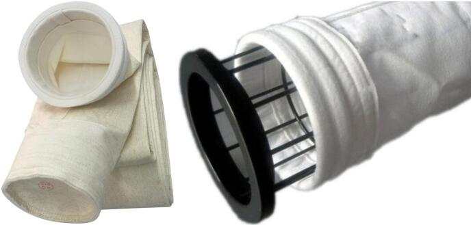 double needle cylinder bed filter bags sewing machine -2