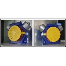 GIE máquina de tracção gearless GSD-SM-550kg-1.0m / s