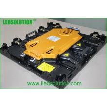Panneau LED 640X640mm de location d'intérieur moulé sous pression de P5