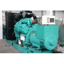 Дизельный генератор мощностью 800 кВт работает от двигателя Cummins (KTA38-G5)