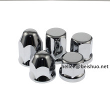 Châssis en acier inoxydable en acier inoxydable de 33 mm Couvercle de roue Couvercle de roue pour voiture / bus / camion