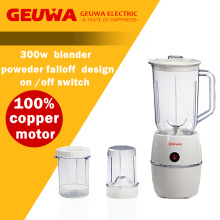 Geuwa 3 in 1 Vegetable Blender in 1000ml Capacity