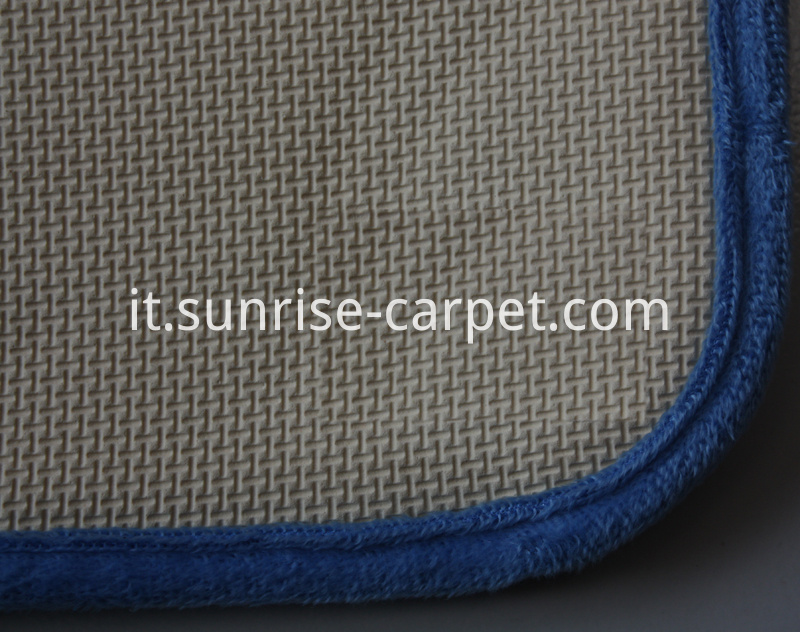 Bathmat with Anti slip backing