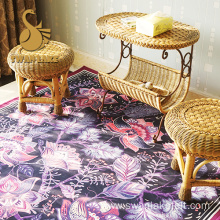 Free Design Commercial Colors Patterned Carpet For Bedrooms