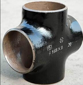 ASTM A860WPHY60 standard cross fitting
