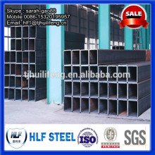Black Annealed Square Pipes