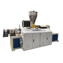 Top for Conical Two Screw Extruder Granulating PVC granulating production line supply to Guyana Suppliers