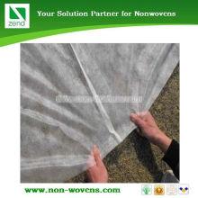 Биоразлагаемые 100 PP спанбонд Non сплетенные Ландшафтный геотекстиль ткани