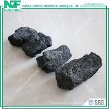 Ninefine Whosale kostenlose Probe CSR 55% MIN Low Sulphur Low Moisture Gießereikoks