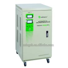 Настраиваемая однофазная серия Tnd / SVC-15k Полностью автоматический регулятор напряжения переменного тока / стабилизатор