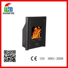 Certificat CE WMSBI, Ensemble d'hiver Insert d'acier Chauffage au feu de bois