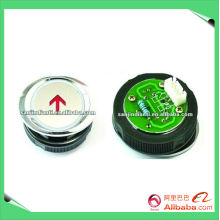 Mitsubishi lift button switch with circle arrow