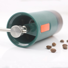 Coffee Mill Grinder Manual Coffee Grinder with Assembly Stainless Steel Conical Burr Grinding Milling Machine