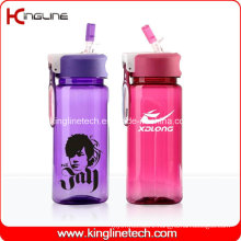 600ml BPA Free plastic sports drink bottle (KL-B1514)