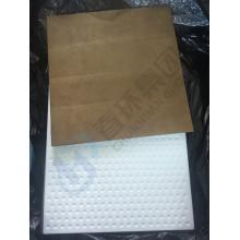 Folha de gravura de PTFE ativada por químicos