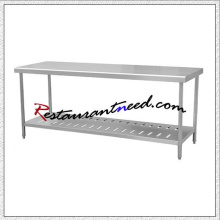 S304 1.8m Dental Work Bench With Undershelf