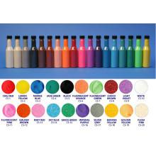 Arena de colores baratos de alta calidad