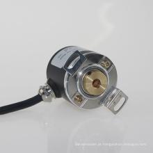 Codificador incremental giratório do eixo oco oco de Diâmetro6mm 1000PPR do eixo da CC de Ihc3806 5V
