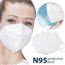 Masque facial à 3 plis jetable