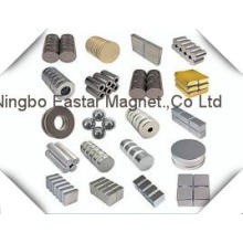 Supermacht magnetische SmCo Magnete