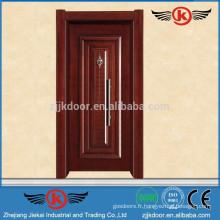 JK-AT9917 Extérieur des prix des portes en métal