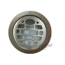 Kitchen Bathroom Shower Staitary Steel Round Floor Drain