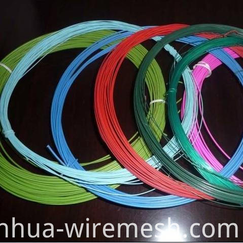 3mm PVC Coated Annealed Iron Wire (1)