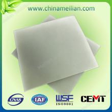 Hoja laminada G11 de la fibra de epoxy de la alta presión