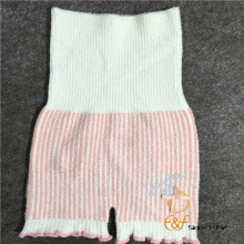 Custom Winter Baby Girls Warm High-waisted Underwear Pants