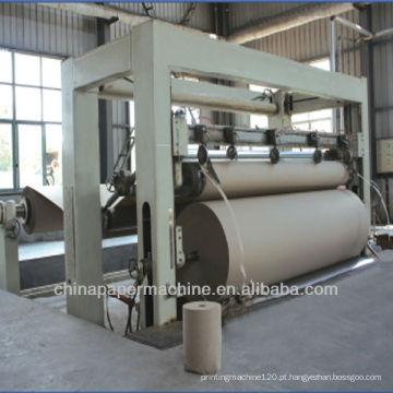 Máquina de Rewinder de papel de alta velocidade