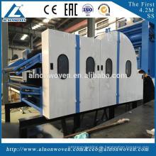Produktionslinie für klebstofffreie Watte mit hoher Kapazität zur Herstellung von Baumwolltextilien