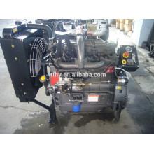 Motor de 4 cilindros de água 495d motor refrigerado a água