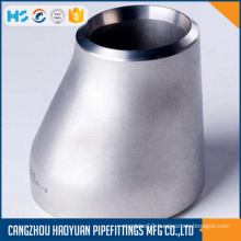 ANSI B16.9 Pipe Fitting ECC Reducer