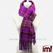 Шарф из кашемира с шарфом