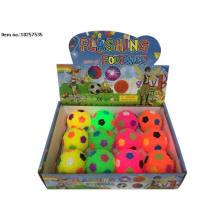 Brinquedos da bola de salto de 7cm com som do Bb para crianças