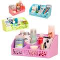 Plastic Creative Cosmetic Storage Desktop organizer
