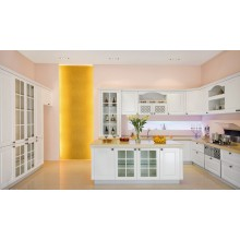 2014 New Hot Sale Aluminium Kitchen Cabinet Design (many desings)