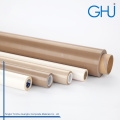 Factory direct high quality safety antistatic ptfe coated glass fabric adhesive tape