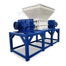 Engineer recommend plastic bottle shredder machine/tire rubber shredder machine