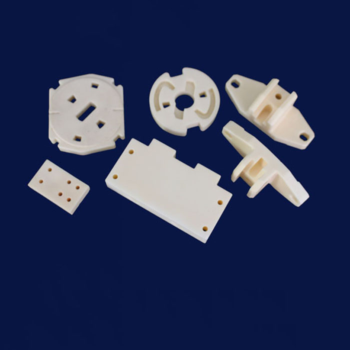 Alumina Block Machining