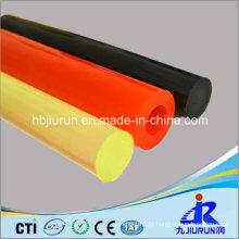 Rod PU colorido com alta resistência ao rasgo
