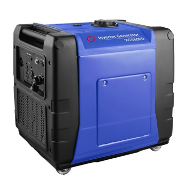 5600Wディーゼルデジタルインバータ発電機新システム