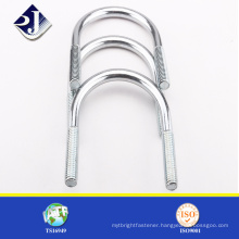 shipping from China carbon steel zinc plated U head bolt