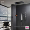 HIDEEP Bath Shower Thermostatic Shower Faucet Set