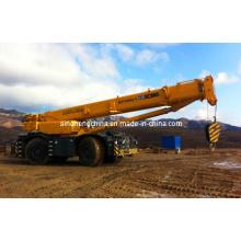 Competitive 120t Rough Terrain Crane, Hoisting Crane, Earth Moving Machinery Rt120u
