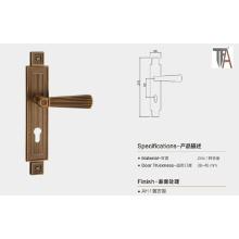 Zinc Material Simple Design for Door Handle