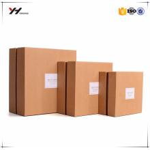 White Lid Cardboard Luxury Perfume Gift Box